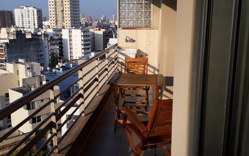 Amplio 2 Ambientes Totalmente Equipado en Edificio Torre